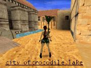 The City of Crocodile lake - Voir l'agrandi ...