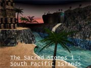 The Sacred Stones 1 : South Pacific Islands - Voir l'agrandi ...
